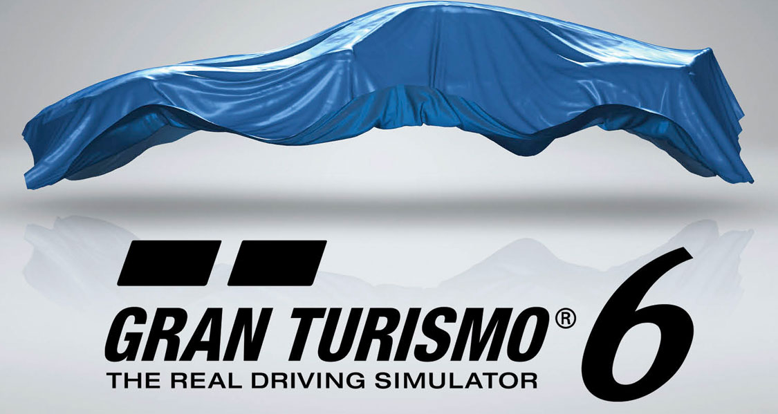 ghost car ad for gt 6