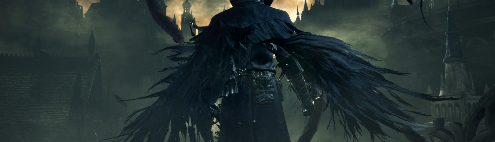 bloodborne dude with wings