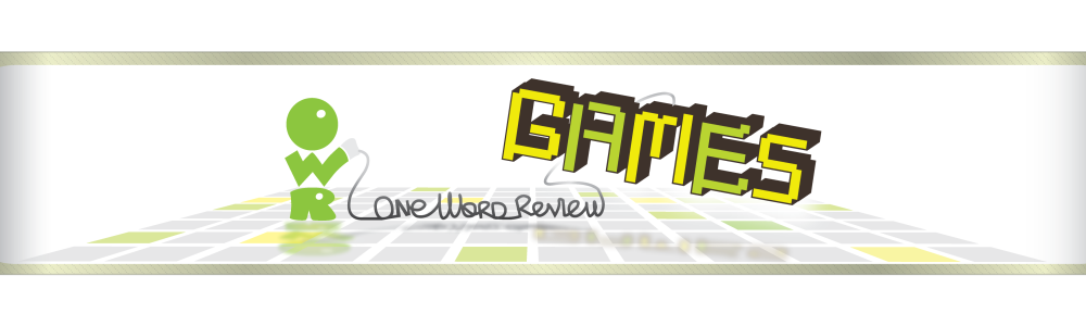 One Word Review Games