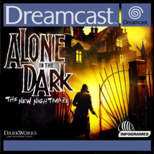 Alone In The Dark - The New Nightmare (PAL) - Front
